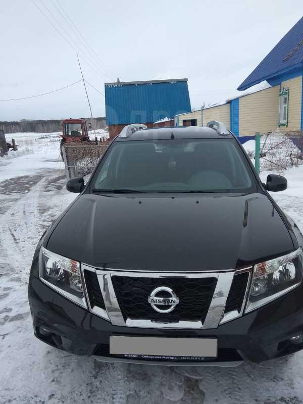 Nissan Terrano, 2017 год, 875 000 руб.