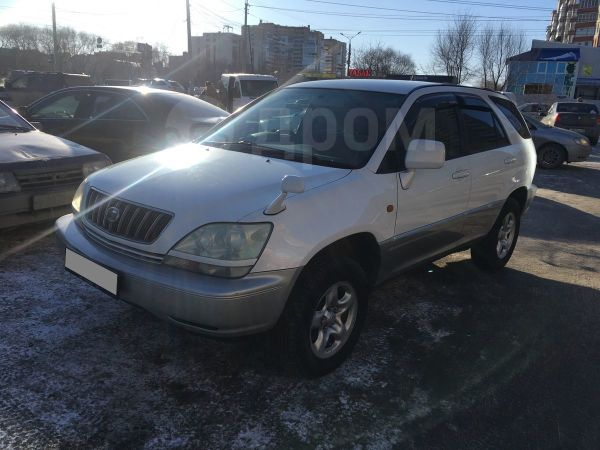 Toyota Harrier, 2002 год, 565 000 руб.