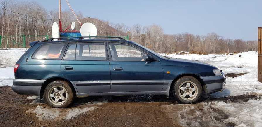Toyota Caldina, 1993 год, 155 000 руб.