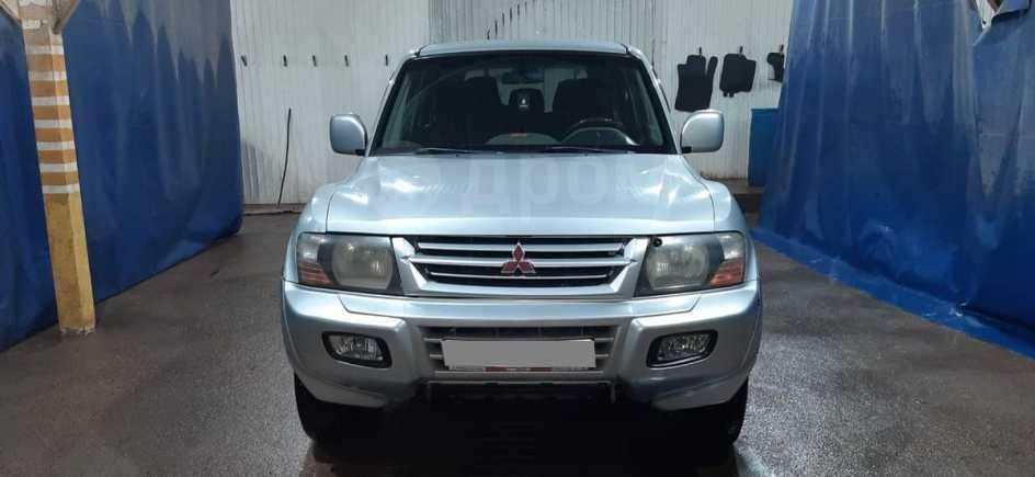 Mitsubishi Pajero, 2001 год, 499 000 руб.