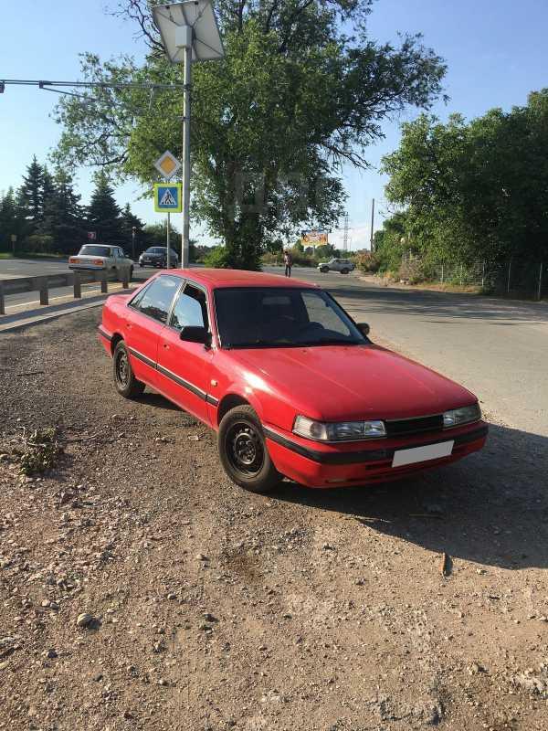 Mazda 626, 1990 год, 110 000 руб.