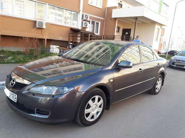 Mazda Mazda6, 2006 год, 278 000 руб.