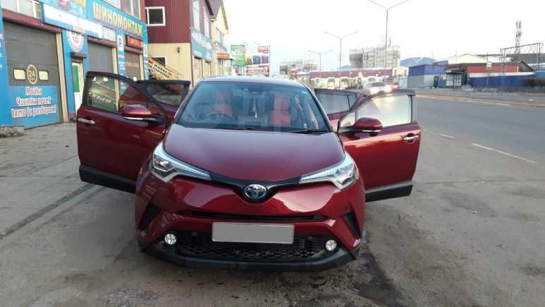 Toyota C-HR, 2018 год, 1 750 000 руб.