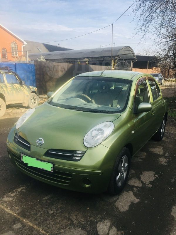 Nissan March, 2002 год, 205 000 руб.
