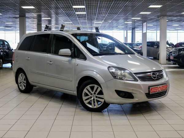 Opel Zafira, 2011 год, 499 900 руб.