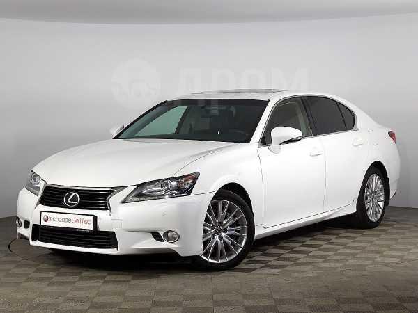 Lexus GS350, 2012 год, 1 275 000 руб.