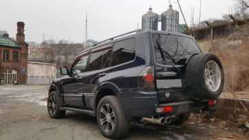 Владивосток Montero 2003