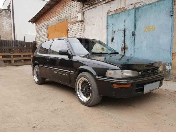 Toyota Corolla FX, 1991 год, 200 000 руб.