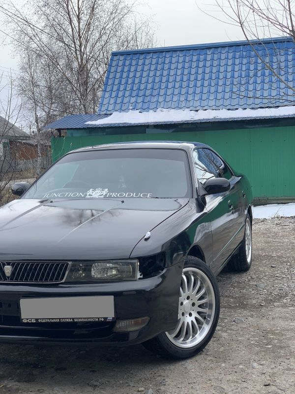 Toyota Chaser, 1991 год, 185 000 руб.