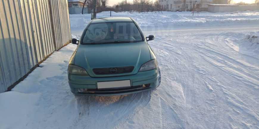 Opel Astra, 2000 год, 150 000 руб.