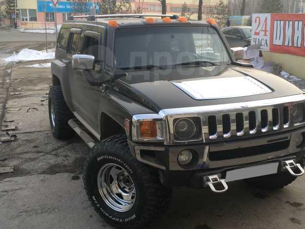 Hummer H3, 2007 год, 1 170 000 руб.