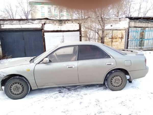 Nissan Bluebird, 1991 год, 100 000 руб.