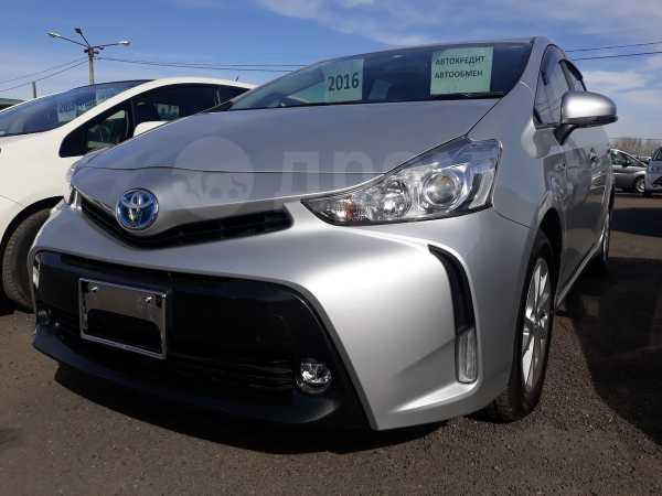 Toyota Prius a, 2016 год, 1 057 000 руб.