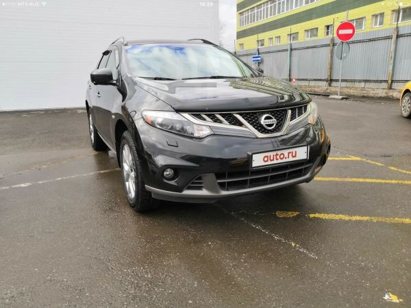Nissan Murano, 2013 год, 1 189 000 руб.