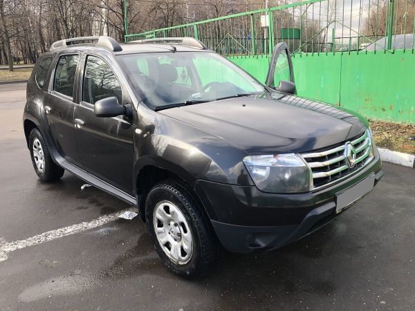 Renault Duster, 2014 год, 600 000 руб.