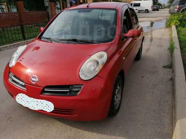 Nissan Micra, 2005 год, 200 000 руб.