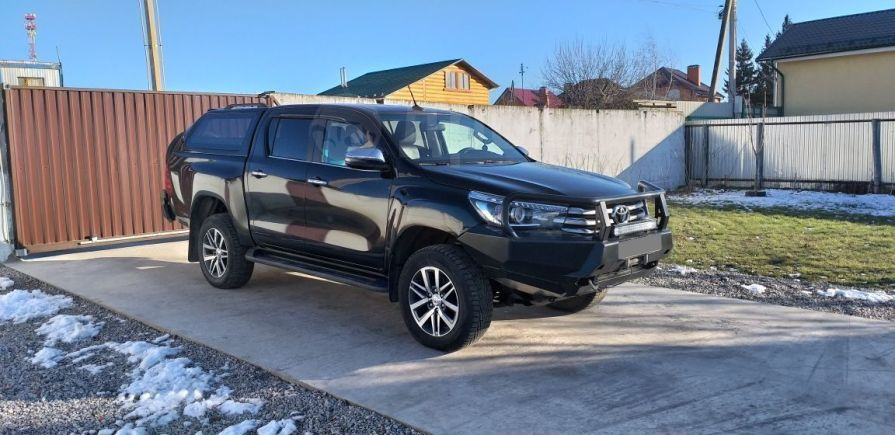 Toyota Hilux Pick Up, 2018 год, 2 160 000 руб.