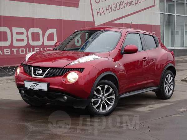 Nissan Juke, 2013 год, 597 000 руб.