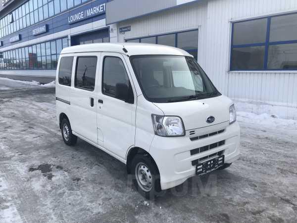 Subaru Sambar, 2015 год, 410 000 руб.