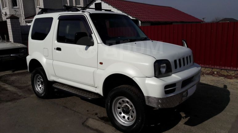 Suzuki Jimny Wide, 1998 год, 215 000 руб.
