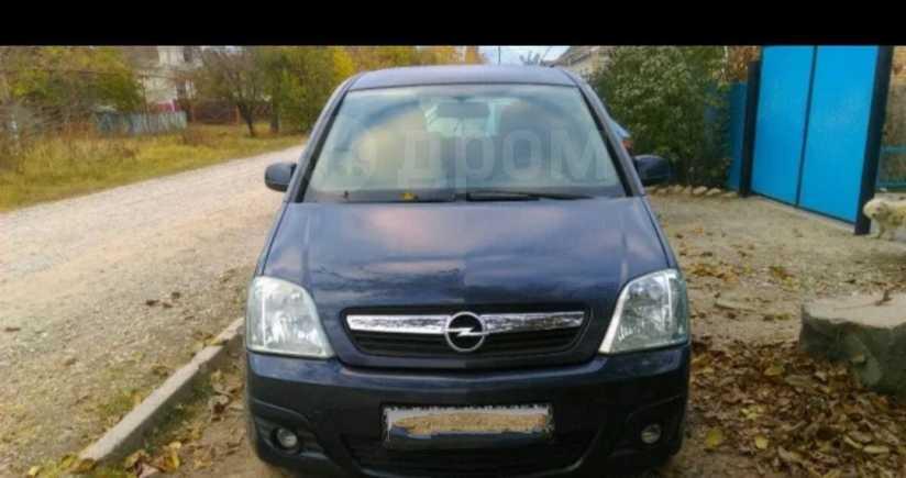 Opel Meriva, 2008 год, 240 000 руб.