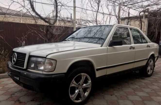 Mercedes-Benz 190, 1986 год, 175 000 руб.