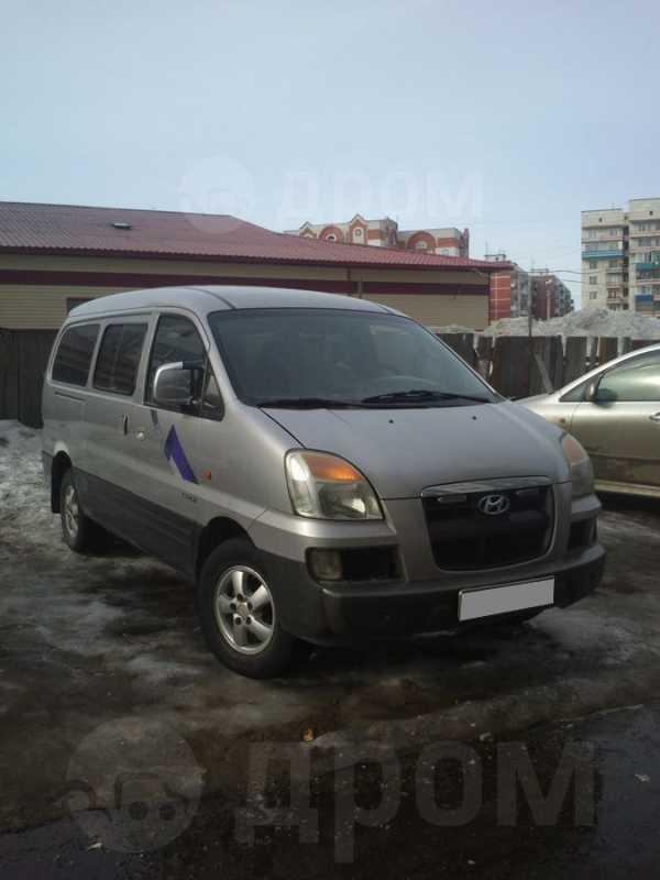 Hyundai Starex, 2004 год, 350 000 руб.
