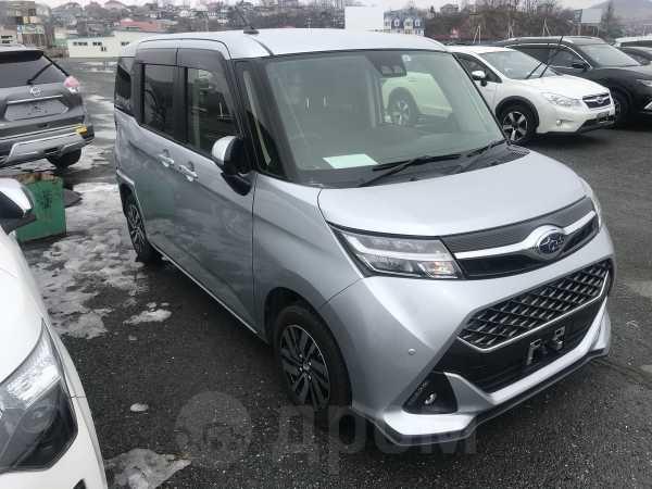 Subaru Justy, 2019 год, 755 000 руб.