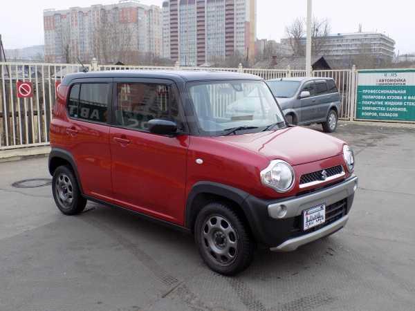Suzuki Hustler, 2015 год, 527 000 руб.