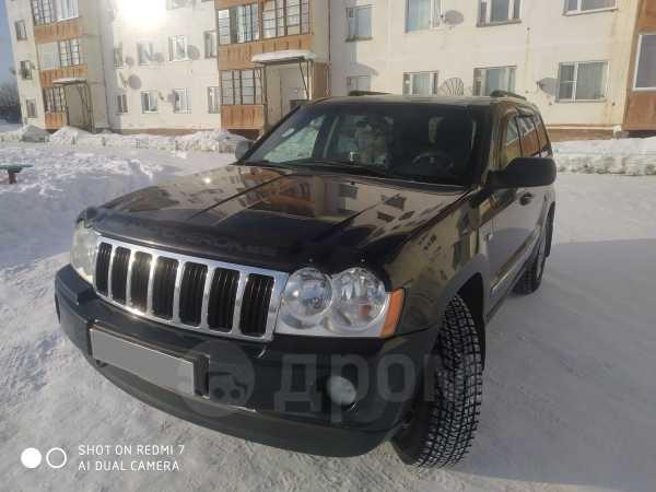 Jeep Grand Cherokee, 2005 год, 800 000 руб.