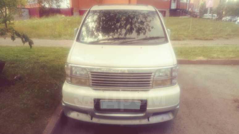 Nissan Elgrand, 1998 год, 280 000 руб.