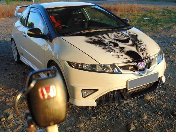 Honda Civic Type R, 2010 год, 1 100 000 руб.