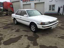 Артём Toyota Camry 1987