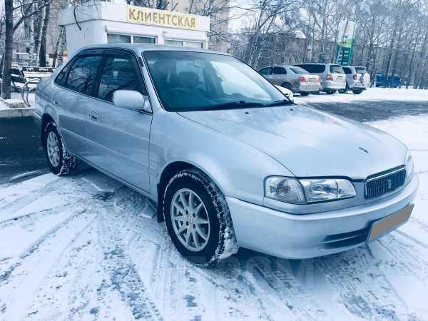 Toyota Sprinter, 1997 год, 235 000 руб.