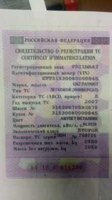 Киров Патриот 2007