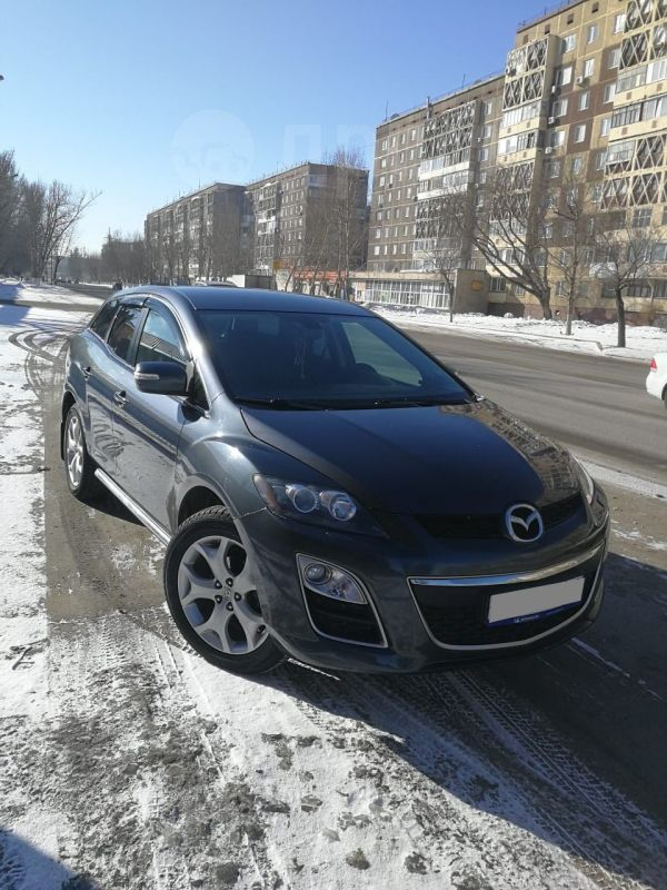 Mazda CX-7, 2010 год, 645 000 руб.