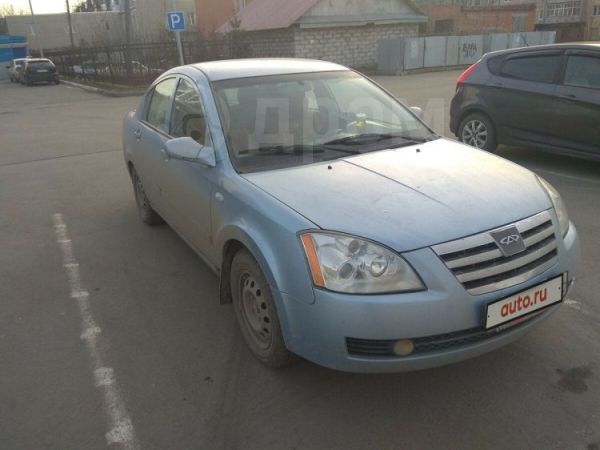 Chery Fora A21, 2007 год, 155 000 руб.