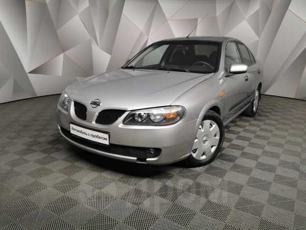 Nissan Almera, 2005 год, 207 000 руб.