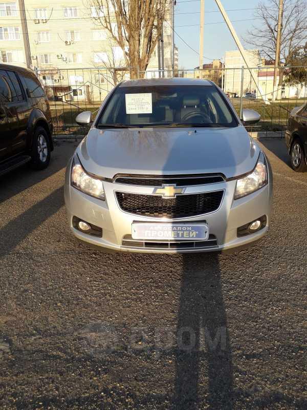 Chevrolet Cruze, 2010 год, 379 000 руб.