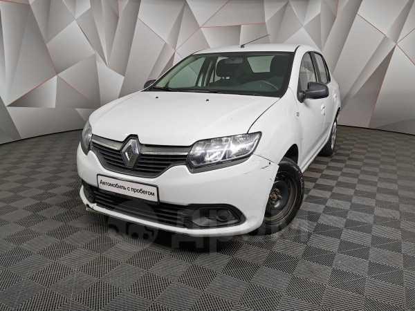 Renault Logan, 2017 год, 372 200 руб.