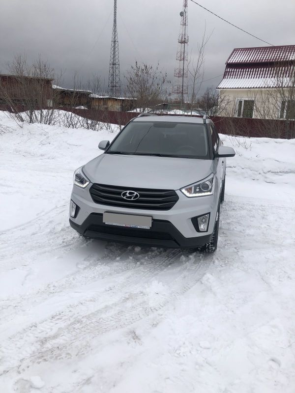 Hyundai Creta, 2017 год, 999 999 руб.