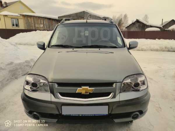 Chevrolet Niva, 2013 год, 495 000 руб.