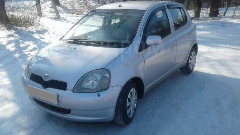 Toyota Vitz, 2000 год, 219 000 руб.