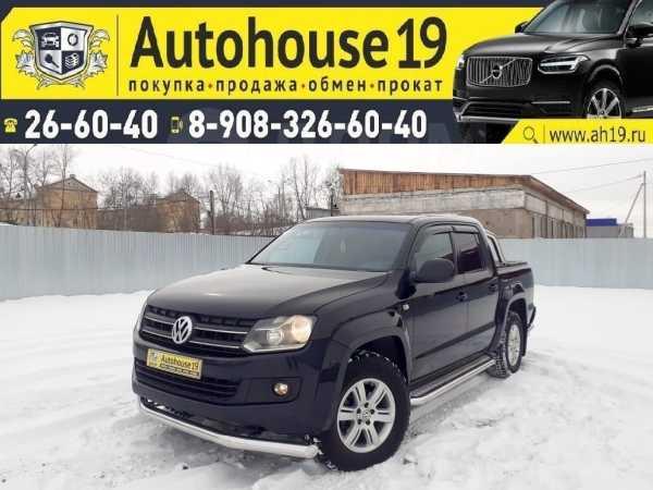 Volkswagen Amarok, 2012 год, 1 069 000 руб.