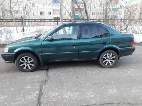 Toyota Corsa, 1995 год, 165 000 руб.
