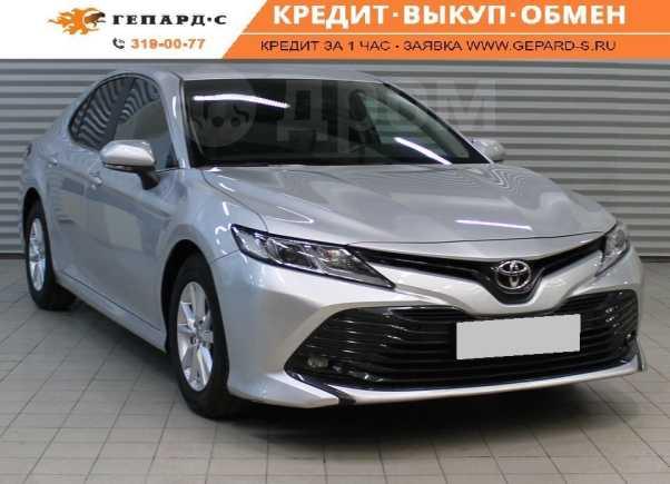Toyota Camry, 2018 год, 1 530 000 руб.