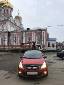Нижний Новгород Corsa 2012