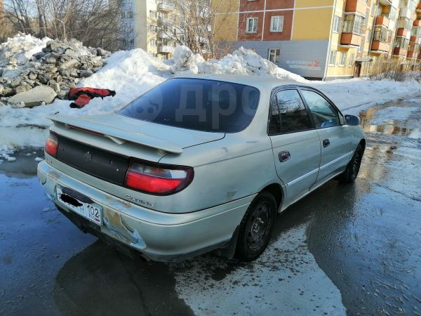 Toyota Carina, 1993 год, 78 000 руб.