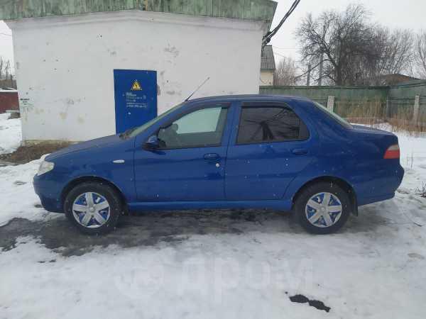 Fiat Albea, 2008 год, 190 000 руб.