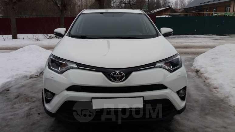 Toyota RAV4, 2016 год, 1 159 000 руб.